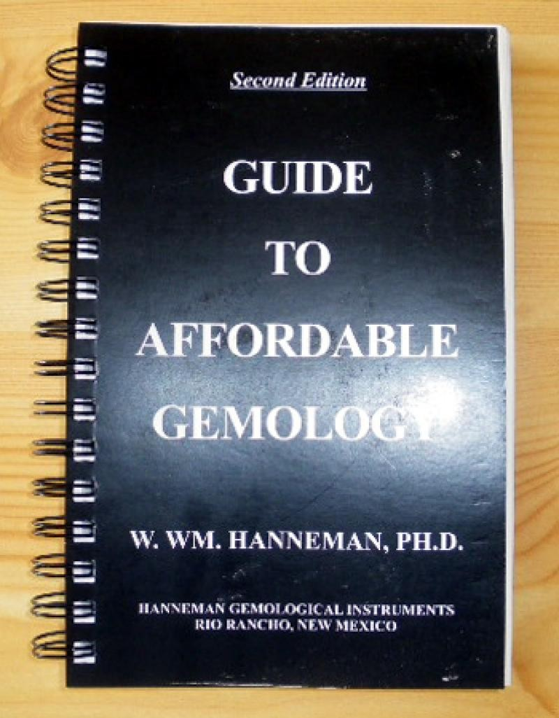 Guide to affordable Gemology (2nd edition!)