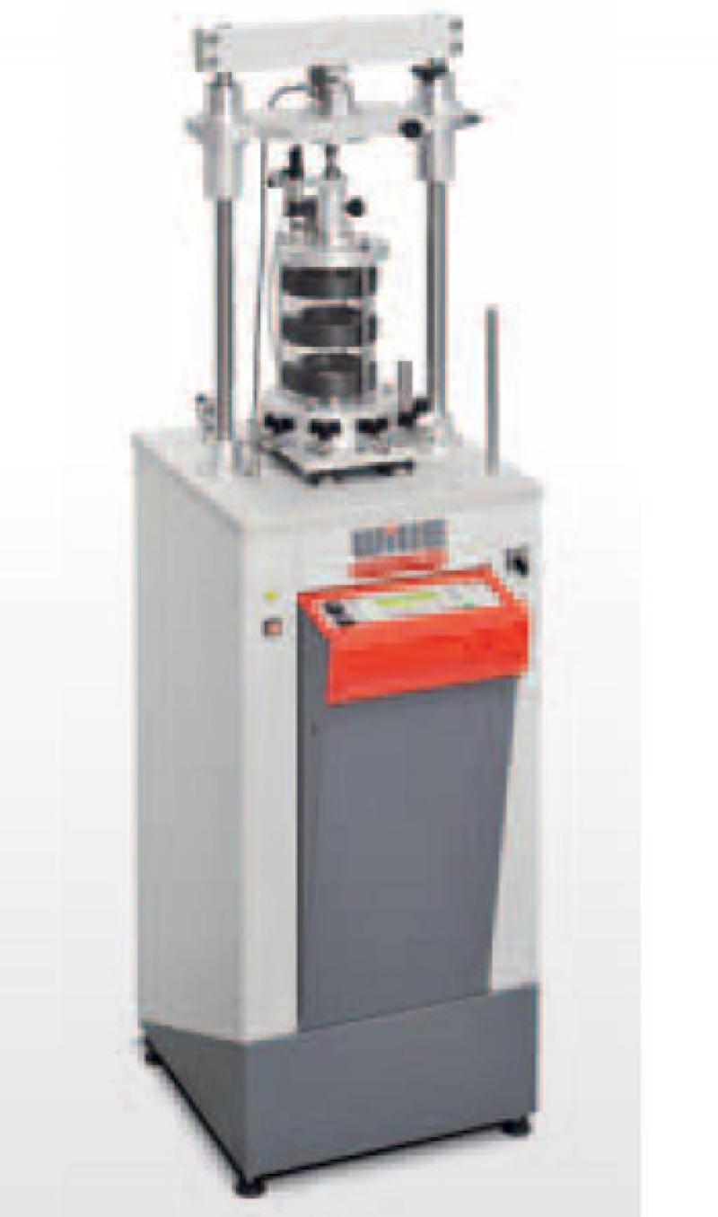 Universalgerät für vollautomatische bodenmechanische Analysen - Advanced Soil Analyer ASA-1 (TYP Wille)