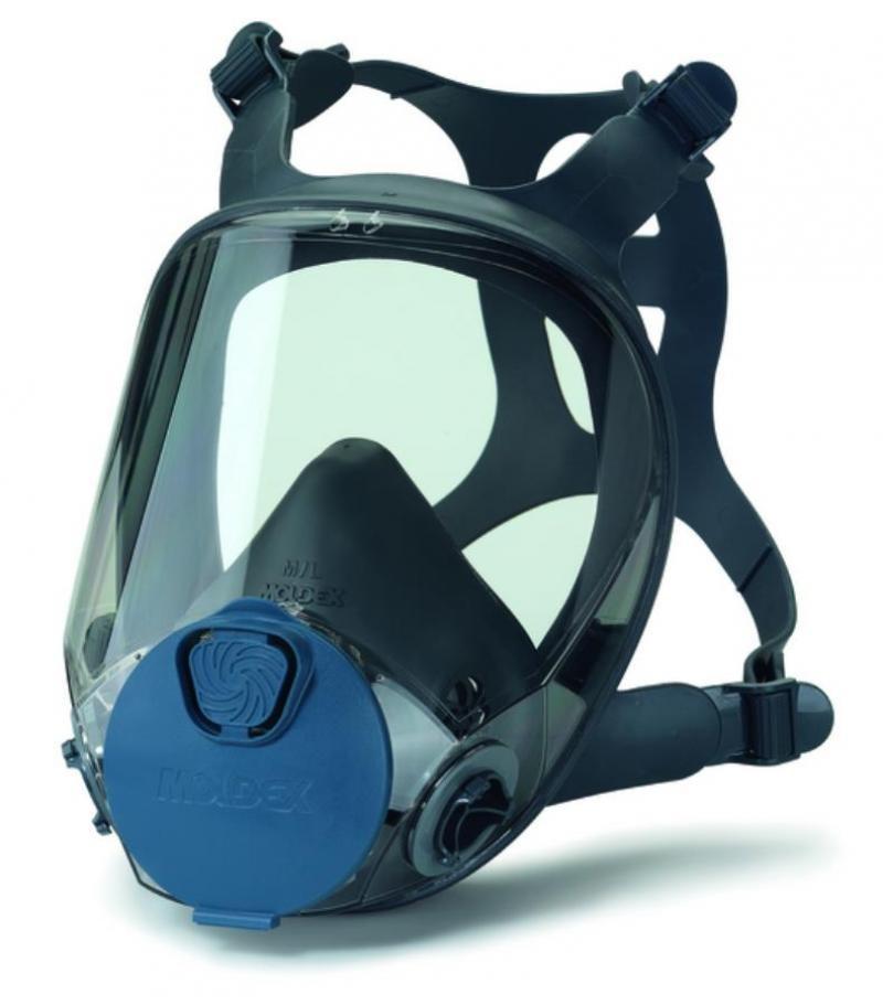 """Vollschutzmaske (Gasmaske) Profi in Größe """"S"""" mit Filter"""