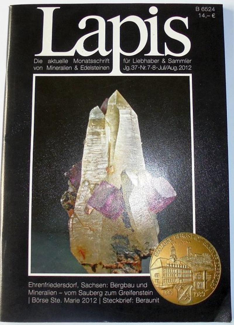 Lapis, Monatszeitschrift (komplettes Set)