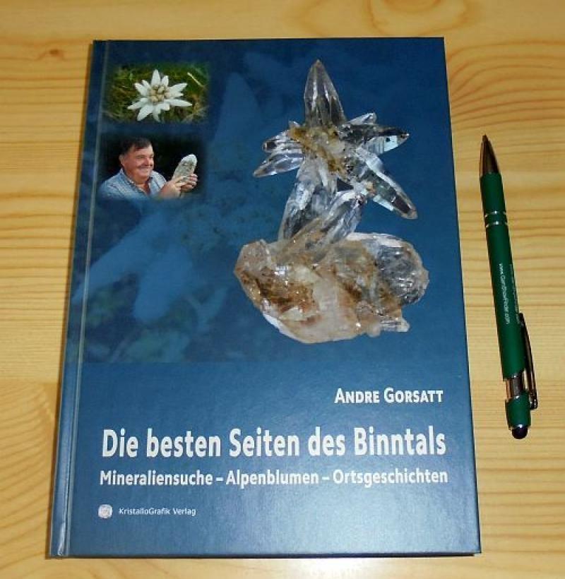 Die besten Seiten des Binntales (das NEUE von Andre Gorsatt!)