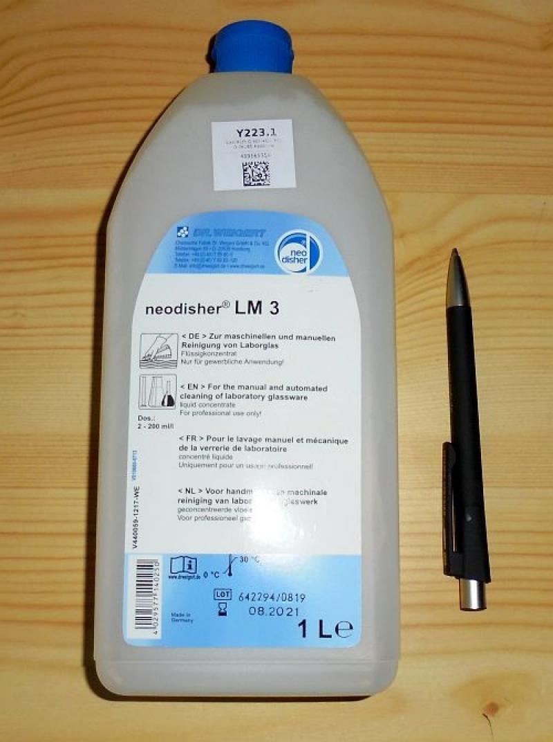 Neodisher LM-3, Rostentferner, 1 l