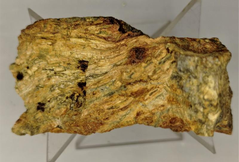 Oxyplumboromeit (Bindheimit); Djebel Nador, Constantione Prov., Algerien; KS
