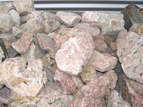 Sonnenstein (Oligoklas), Indien, 100 kg