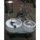 Facettiermaschine (Facettier - Maschine) in Komplettausstattung
