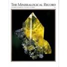 Mineralogical Record Vol. 44, #6 2013