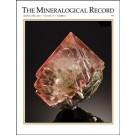 Mineralogical Record Vol. 45, #2 2014