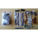 15 Stück Ketten und Armbänder (gemischt)