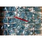 Aqua-Aura Quarz xx (1. Wahl!) himmelblau 1 g