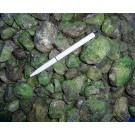 Tsavorit (Chrom-Granat), Merelani, Tansania, 10 kg