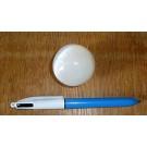 Selenit Kugel, 4 cm, weiß, 1 Stück