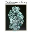 Mineralogical Record Vol. 47, #2 2016