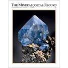 Mineralogical Record Vol. 48, #6 2017