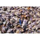 """Amethyst (Chevron), große, reine Stücke """"XL"""", Sambia, 100 kg"""