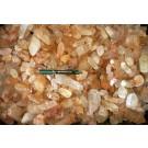 Bergkristall (X), klar in Kristallen oder Kristallstücken, Sambia, 100 kg