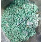 Chrysopras, kleine Stücke/Splitter, Szklary, Niederschlesien, PL, 100 kg