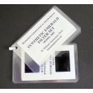 Hanneman Filter-Set für synthetische Smaragde