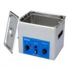 EMMI 100 HC Ultraschallreiniger mit Edelstahlwanne, digital, mit Ablaufhahn (Made in Germany!)