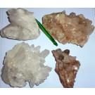 Bergkristall xx, Himalaya-Quarz, Himalaya, Indien, 100 kg
