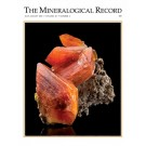 Mineralogical Record Vol. 49, #4 2018