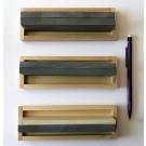 Belgischer Brocken (Schleifstein) Kombination 4 x 15 cm, 1500er + 4000er Körnung