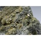 Calaverit xx/(xx); Cresson Mine, Cripple Creek, Teller Co., CO, USA; MM