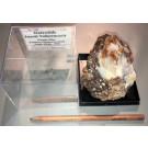 Inesit xx; N' Chwaning Mine, Kalahari Manganese Field, Kuruman, RSA; HS