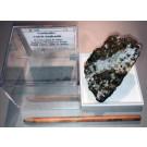 Coelestin xx; N' Chwaning Mine, Kalahari Manganese Field, Kuruman, RSA; HS