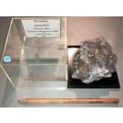 Datolit xx; Wessel Mine, Kalahari Manganese Fields, Kuruman, RSA; HS