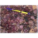 Rubin Stücke, Tanzania, 1 kg