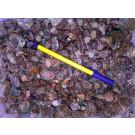 Rubin + Safir, Kristalle und Stücke, Tanzania, 100 g