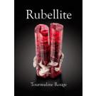 Extra Lapis No. 20 Rubellite - Tourmaline Rouge (in English)