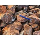 Andradit - Granat (Skarn, mit Aktinolit), Namibia, 100 kg