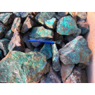 Chrysokoll mit Matrix, Rössingberge, Swakopmund, Namibia, 100 kg