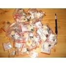 MM - Mikromount - Sammlung, 1 Partie von 1000 Stück