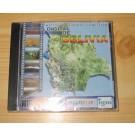 Bolivien CD-Rom Spezialkarte