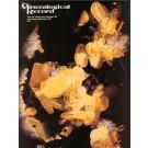 Mineralogical Record Vol. 22, #6 1991