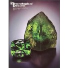 Mineralogical Record Vol. 26, #3 1995
