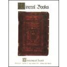 Mineralogical Record Vol. 26, #4 1995