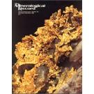 Mineralogical Record Vol. 27, #6 1996