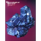 Mineralogical Record Vol. 30, #2 1999