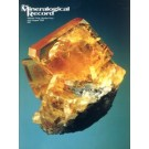 Mineralogical Record Vol. 30, #4 1999