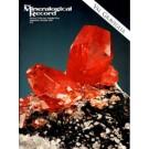 Mineralogical Record Vol. 32, #5 2001