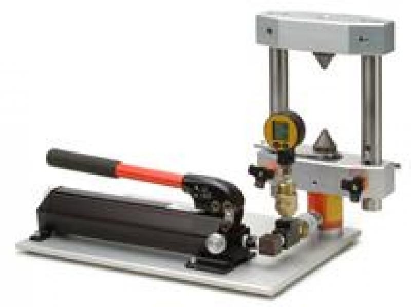 "Point Load Tester (digital) Typ ""WILLE Geotechnik"""