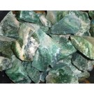 Fuchsite (in a granite), Norway, 100 kg
