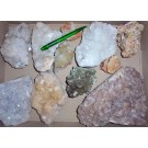 Zeolites, 1st choice, mixed, India, by the case! 1 kg