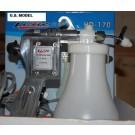 High pressure sprayer cleaning gun, disinfection detergent power sprayer, 10 units. (110V)