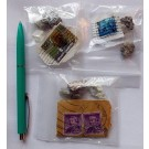Test set for UV-lamps, SW + LW