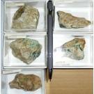 Libethenite xx, Lubietova (Libethen), Slovakei, 5 x NS
