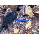 Pyrophyllite, hard soap stone, multicolour, Namibia, 1 kg